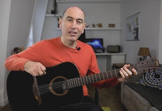 Baptiste - La Guitare en Ligne